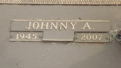 Johnny Alfred Bolden