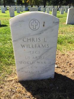 Chris L Williams