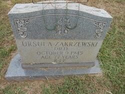 Ursula Zakrzewski