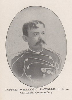 CPT William Charles Rawolle