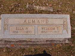Ella Nora <I>Wright</I> Almand