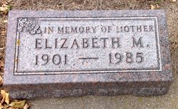 Elizabeth M <I>Detert</I> Brandt