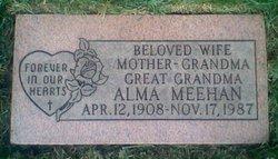 "Alma Julia ""Auntie"" <I>Tiscavitch</I> Meehan"