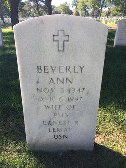 Beverly Ann Lemay