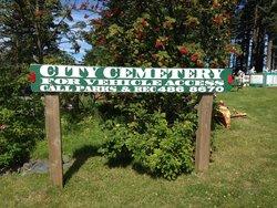 Kodiak Cemetery