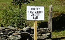 Roxbury First Settler Cemetery East