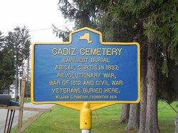 Cadiz Cemetery