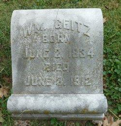 William Geitz