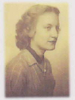 Gladys Elizabeth <I>Carter</I> Sourbeer