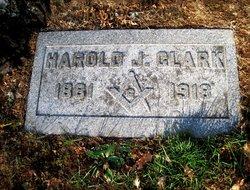 Harold Jackson Clark