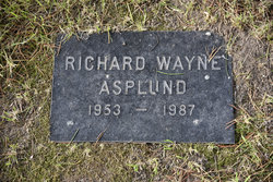 Richard Wayne Asplund