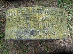 Ann Belle <I>Townsend</I> Eichhorn