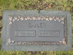 Alice Martha <I>Gerke</I> Sailer