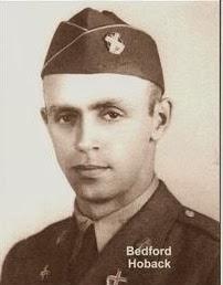 Pvt Bedford Turner Hoback