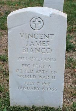 Vincent James Bianco