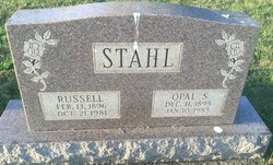 Russell Stahl