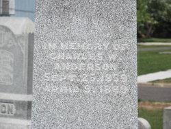 Charles Wesley Anderson