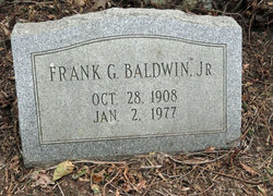 Frank Baldwin, Jr
