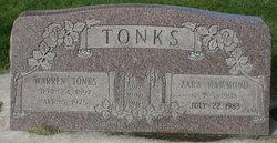 Warren Tonks