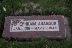 Ephraim Adamson