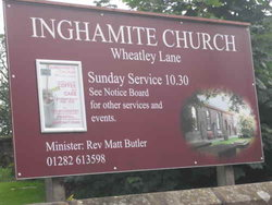 Inghamite Burial Ground