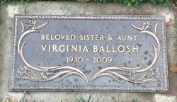 Virginia Ballosh