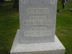 Samuel D. Steiner