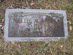 Nellie M. <I>Sparks</I> Smiley