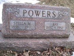 "Estella Martha ""Stella"" <I>Hoffmire</I> Powers"