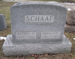 Wesley Elmer Schaaf