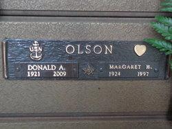 Donald Alfred Olson