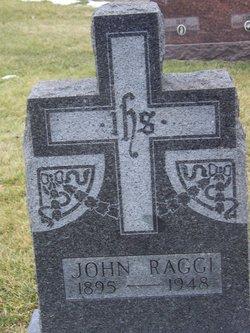 Giovanni John Raggi