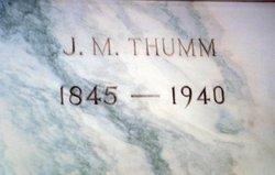 John Michael Thumm