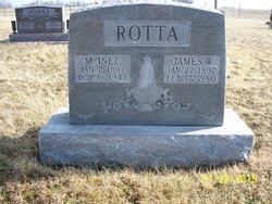 Madge Inez <I>McConnell</I> Rotta