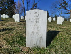 Alphonsus B McVeigh