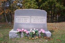 Rosa <I>Little</I> Chambers