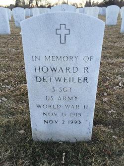 Howard R Detweiler