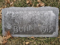 Susie H <I>Magers</I> Buhlman