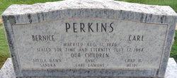 Carl Bayles Perkins
