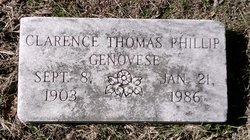 """Dr Clarence Thomas """"Tom"""" Genovese"""