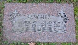 George W Sanchez