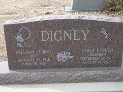 Dolly Evelyn <I>McBrien</I> Digney