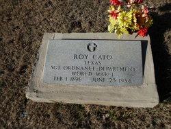 Roy Cato