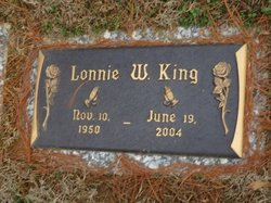 Lonnie Wayne King