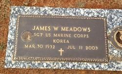James William Meadows