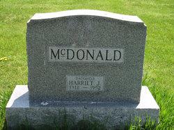 Harriet J. McDonald