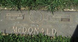 Raymond A. McDonald