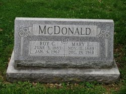Roy C. McDonald