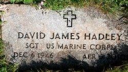 David James Hadley