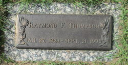 Raymond F. Thompson
